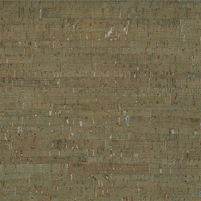 "CORK FABRIC 18"" X 15"" BY MODA - GREEN / SILVER - MULTIPLE 3"