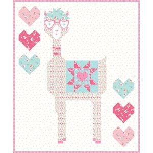 Llama Love by Deb Strain