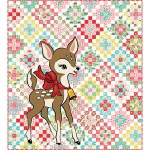 Deer Christmas by Urban Chiks