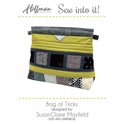 BAG OF TRICKS KIT BY HOFFMAN - CHARTREUSE