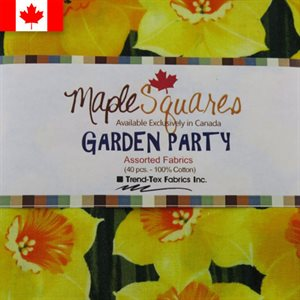 Garden Party by Michael Miller